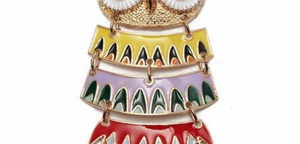Подвески и кулоны совы: мудрая бижутерия и стильные ювелирные украшения