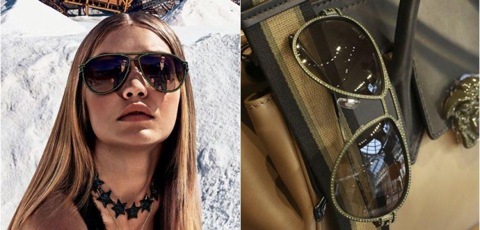 Конкурс от Versace: выиграйте солнечные очки Greca Stars