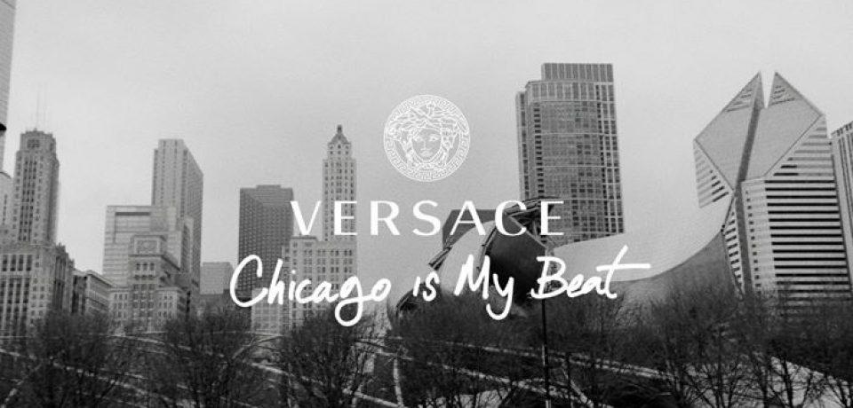 Chicago is my beat – фильм Брюса Вебера для рекламной кампании Versace