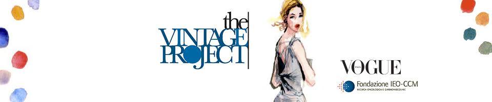 Vintage Project в поддержку исследований против рака в Serravalle Designer Outlet 1