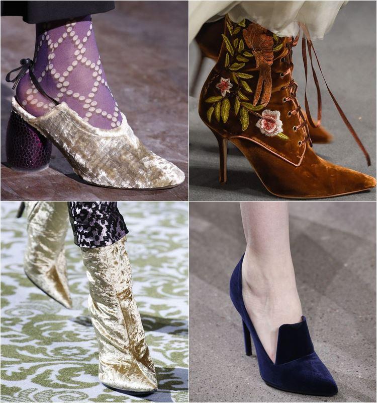 Женская обувь осень-зима 2016-2017 - модные тенденции  (1)