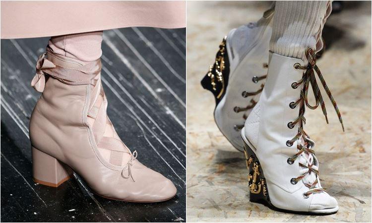 Женская обувь осень-зима 2016-2017 - модные тенденции  (16)