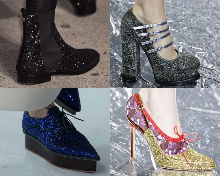 Женская обувь осень-зима 2016-2017 - модные тенденции  (18)