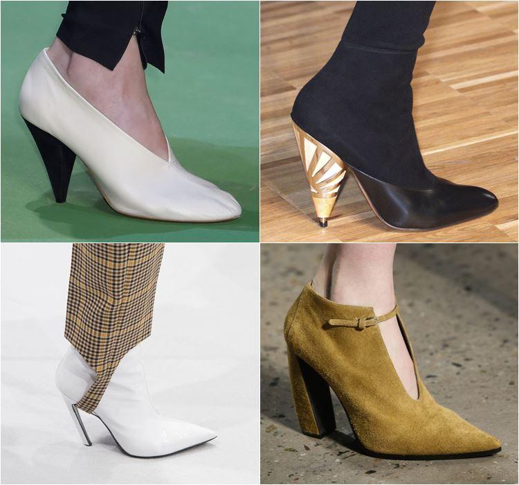 Женская обувь осень-зима 2016-2017 - модные тенденции  (20)