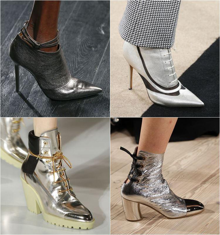 Женская обувь осень-зима 2016-2017 - модные тенденции  (3)