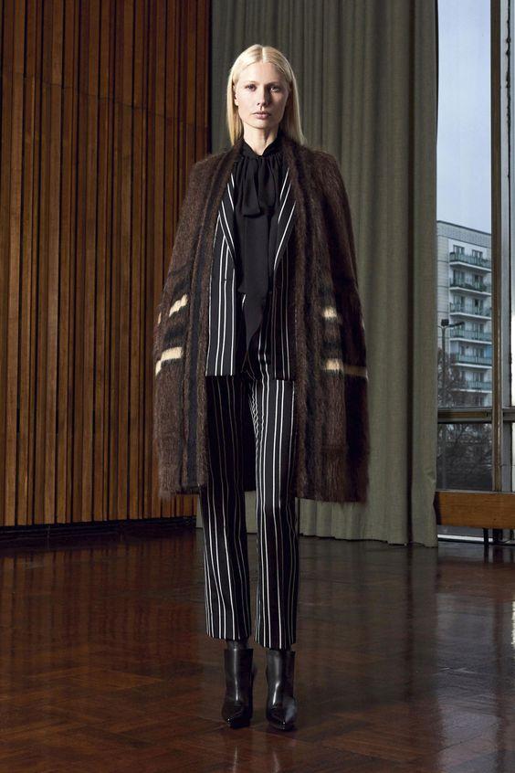 Givenchy трикотажный кардиган-кейп