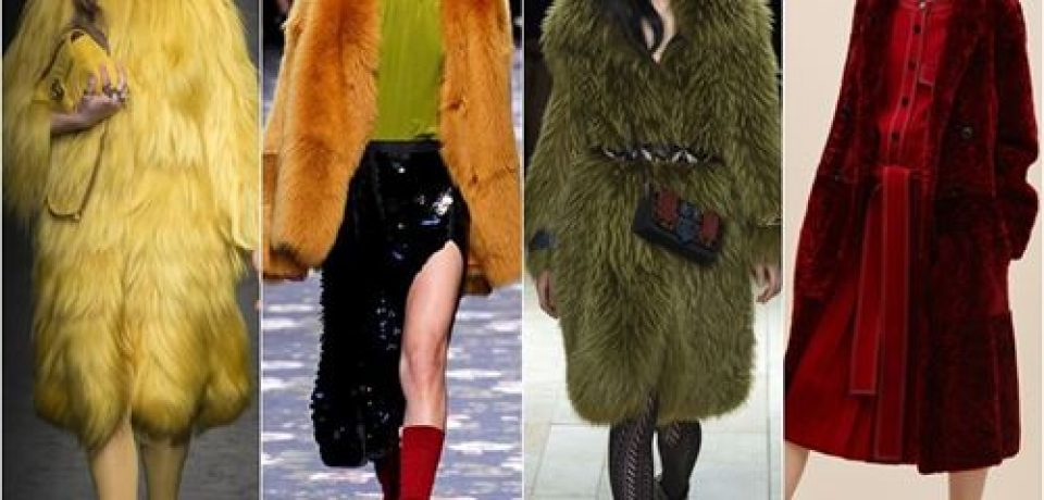 Тенденции моды осень-зима 2016-2017: 80 фото с подиума