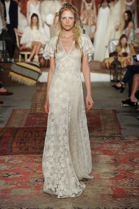 пляжные свадебные платья 2016-2017 Houghton