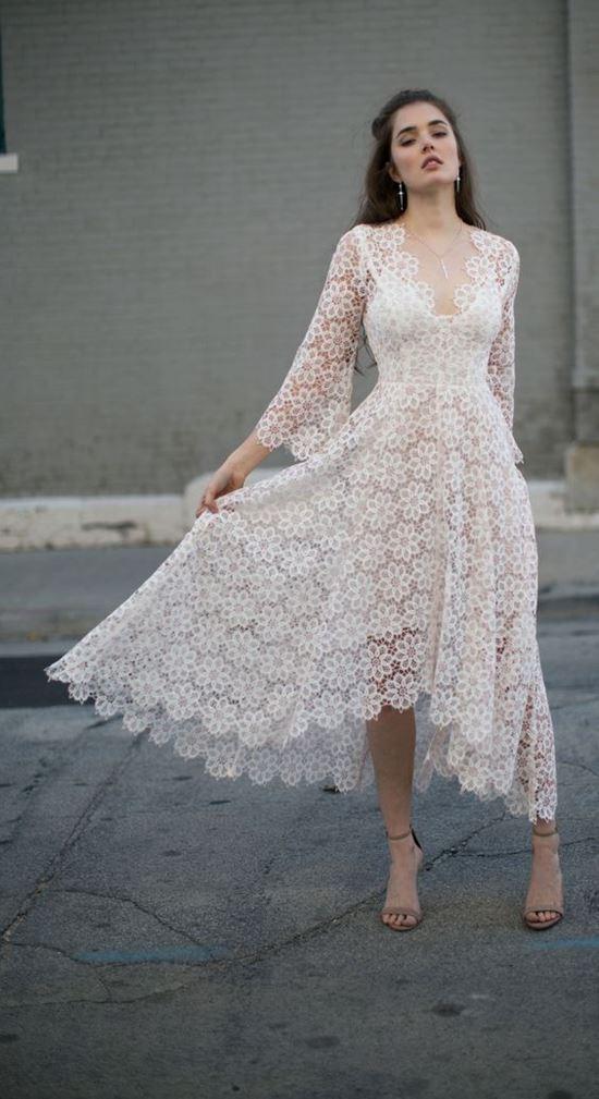 пляжные свадебные платья 2016-2017 Zimmerman
