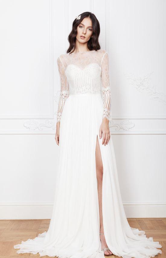 пляжные свадебные платья 2016-2017 Divine Atelier