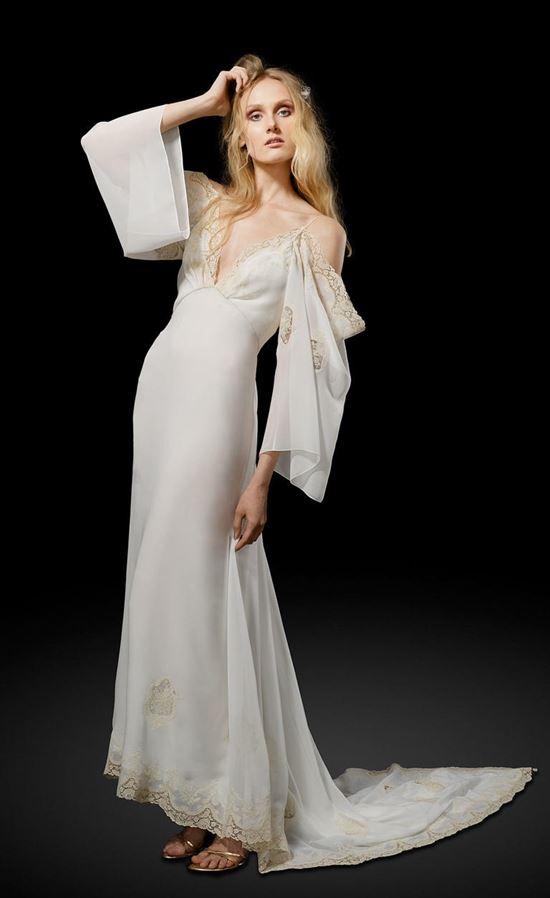 пляжные свадебные платья 2016-2017 Elizabeth Fillmore