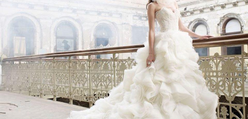 Модные свадебные платья весна-2017