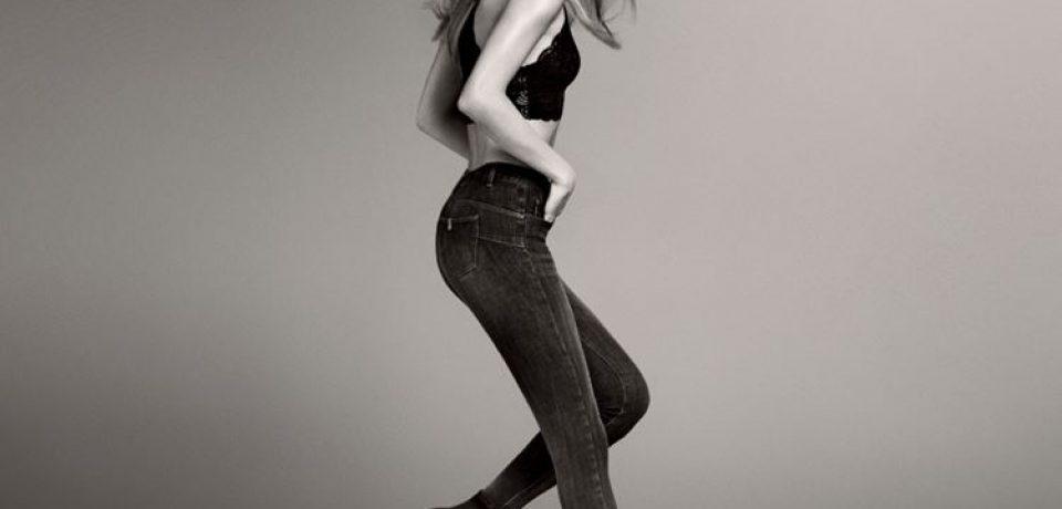 Liu Jo представляет инновационную модель джинсов Amazing Fit