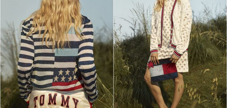 Лукбук коллекции Hilfiger Collection Resort 2017