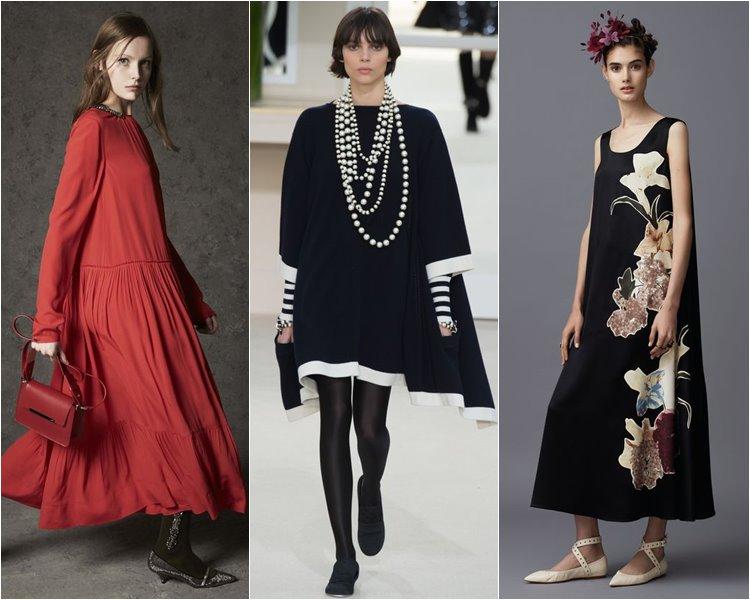Модные платья осень-зима 2016-2017 тенденции (11)
