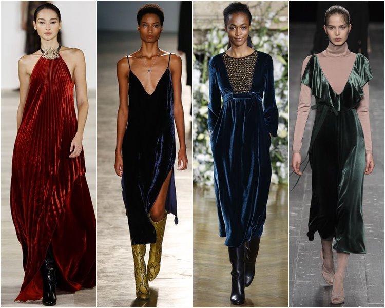 Модные платья осень-зима 2016-2017 тенденции (13)