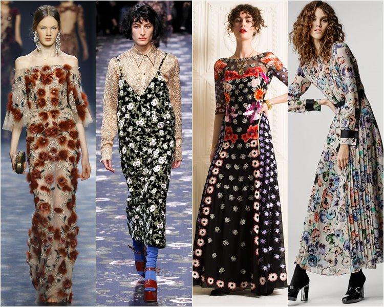 Модные платья осень-зима 2016-2017 тенденции (14)