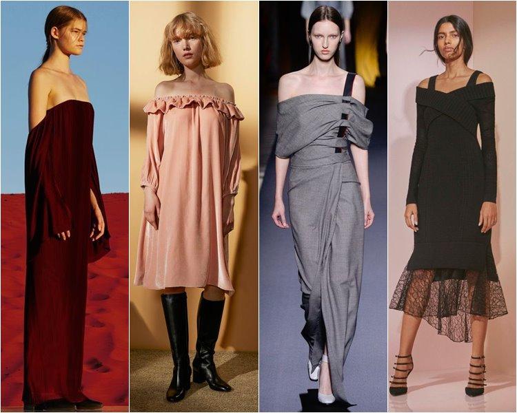 Модные платья осень-зима 2016-2017 тенденции (15)