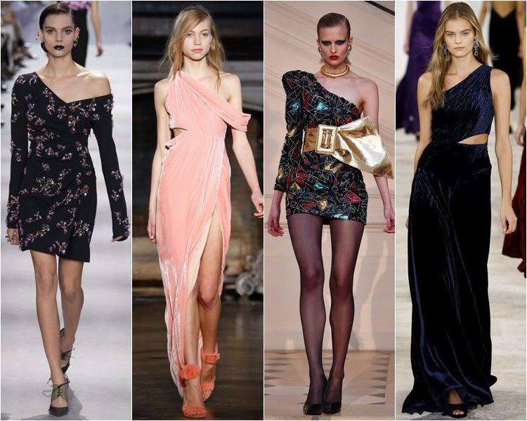 Модные платья осень-зима 2016-2017 тенденции (16)