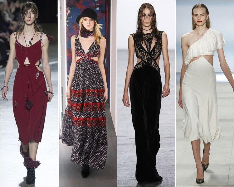 Модные платья осень-зима 2016-2017 тенденции (3)