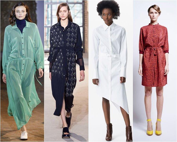 Модные платья осень-зима 2016-2017 тенденции (4)