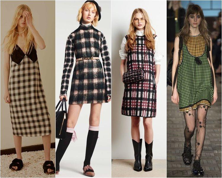 Модные платья осень-зима 2016-2017 тенденции (5)