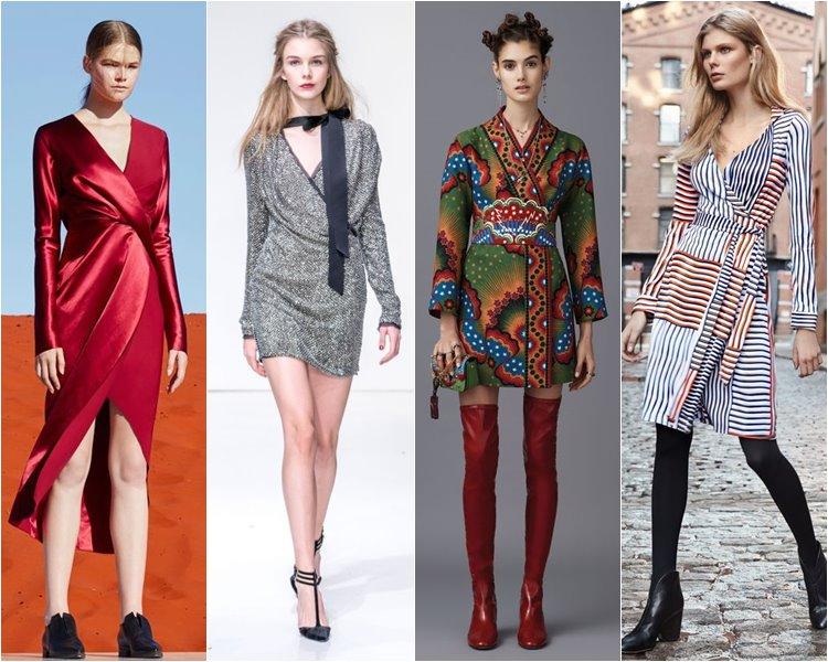 Модные платья осень-зима 2016-2017 тенденции (6)