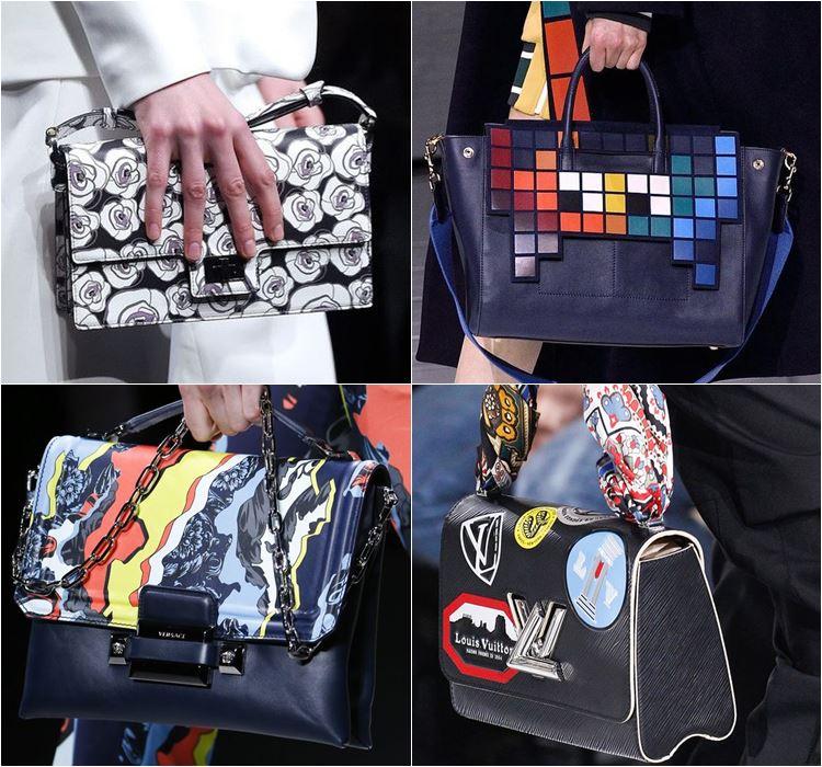 Модные сумки тенденции осень-зима 2016-2017 (1)