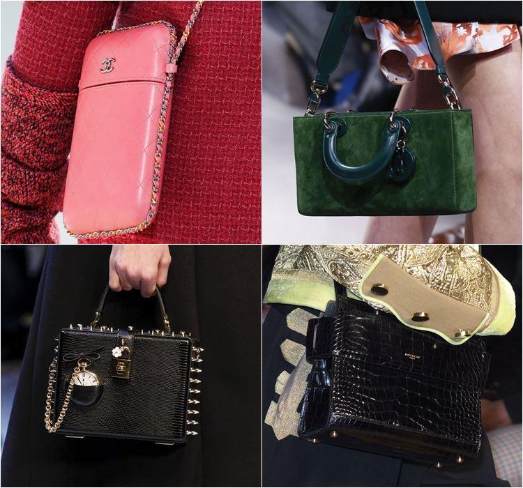 Модные сумки тенденции осень-зима 2016-2017 (2)