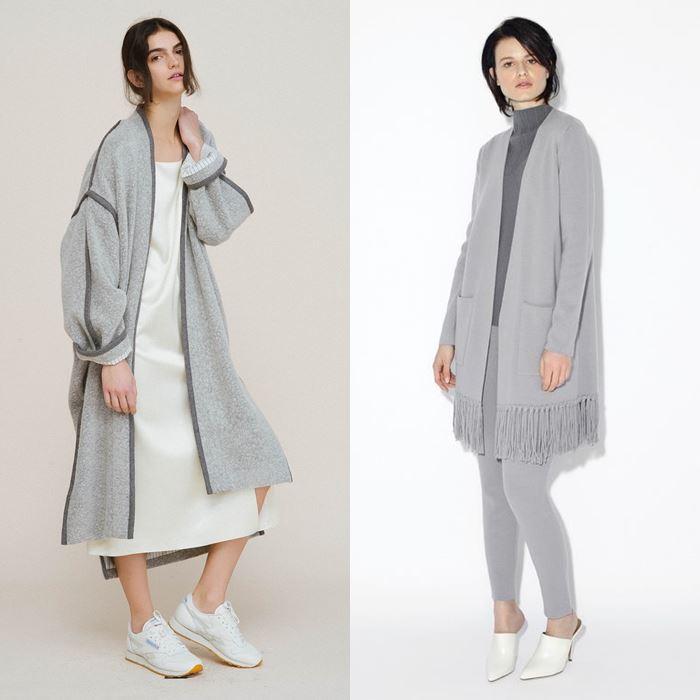 Модные женские кардиганы осень-зима 2016-2017 (14)