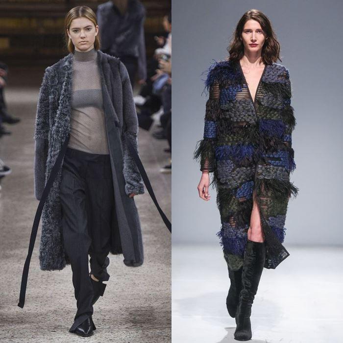 Модные женские кардиганы осень-зима 2016-2017 (16)