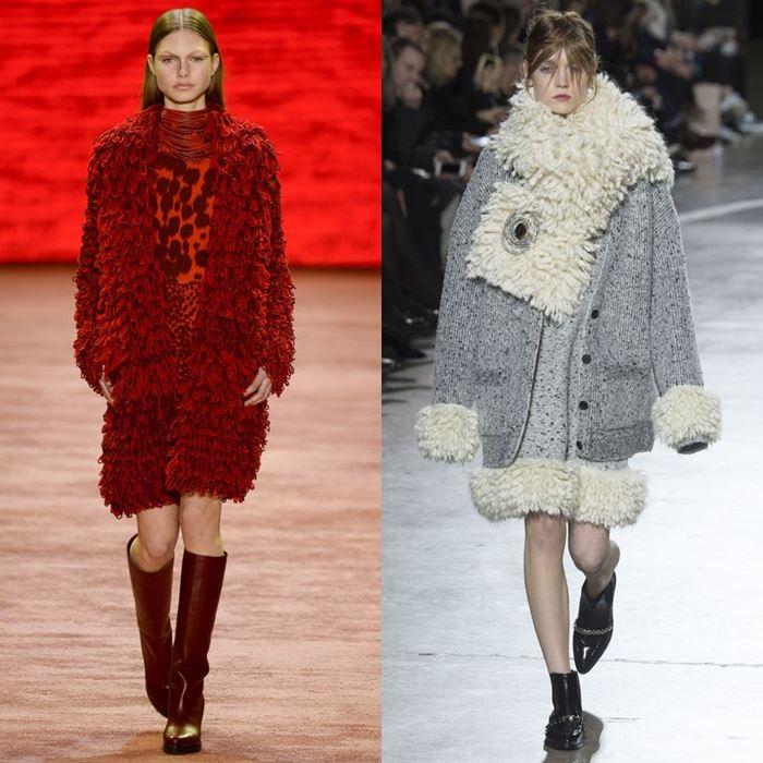 Модные женские кардиганы осень-зима 2016-2017 (4)