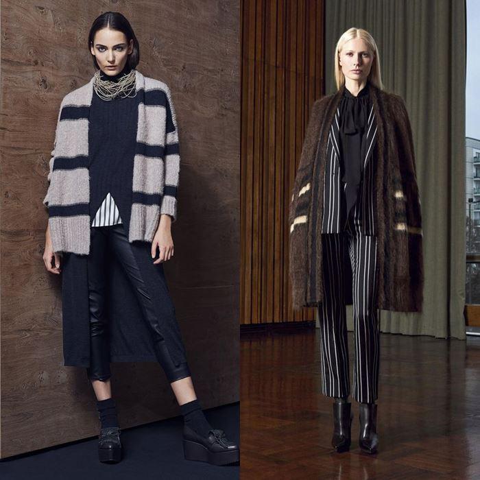 Модные женские кардиганы осень-зима 2016-2017 (8)
