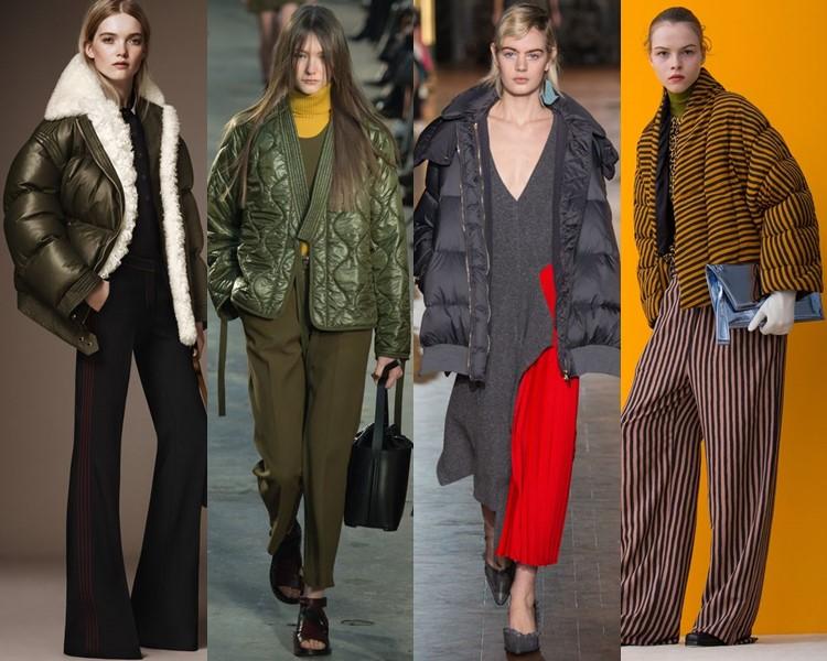 Модные женские куртки осень-зима 2016-2017 (1)