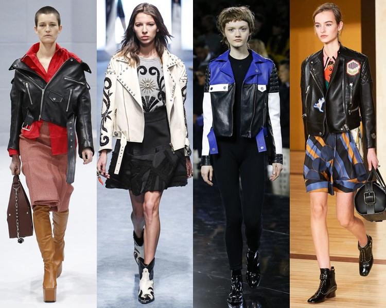 Модные женские куртки осень-зима 2016-2017 (10)