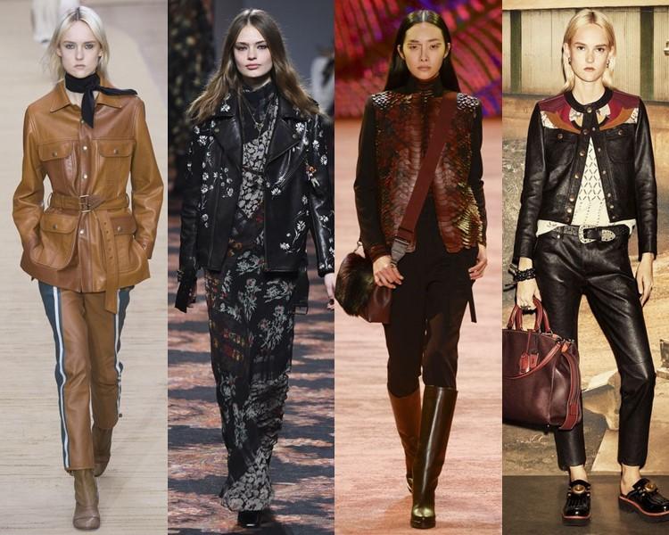 Модные женские куртки осень-зима 2016-2017 (11)