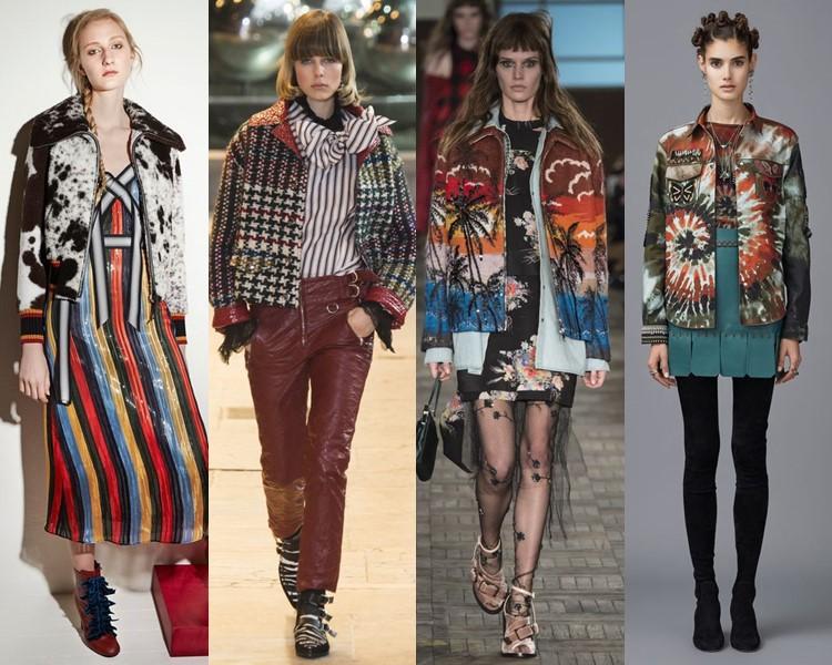 Модные женские куртки осень-зима 2016-2017 (12)