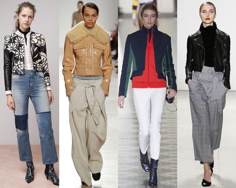 Модные женские куртки осень-зима 2016-2017 (13)