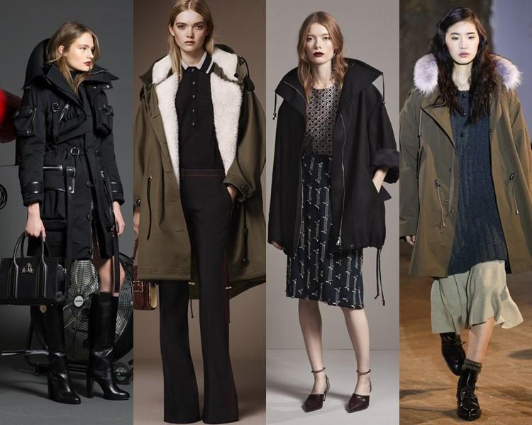 Модные женские куртки осень-зима 2016-2017 (14)
