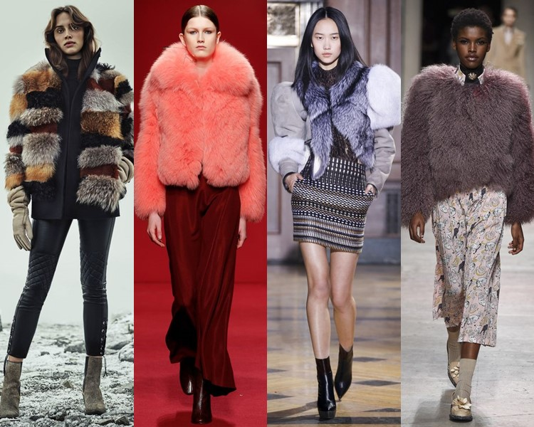 Модные женские куртки осень-зима 2016-2017 (2)