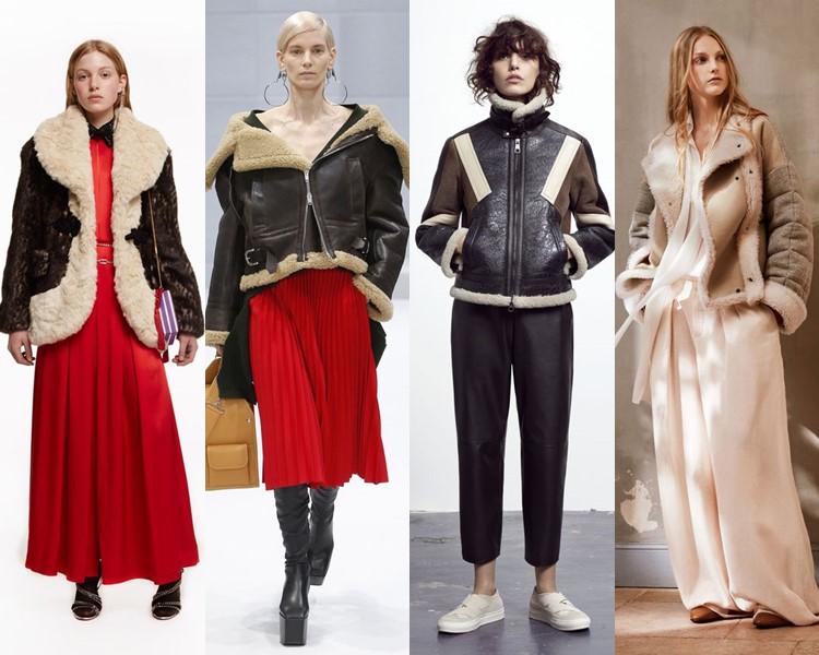 Модные женские куртки осень-зима 2016-2017 (4)