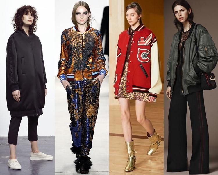 Модные женские куртки осень-зима 2016-2017 (5)