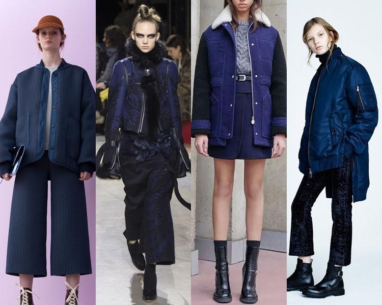 Модные женские куртки осень-зима 2016-2017 (6)