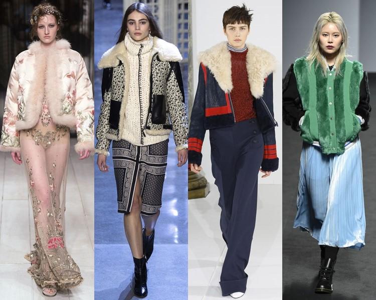Модные женские куртки осень-зима 2016-2017 (8)