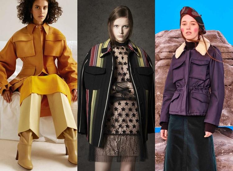 Модные женские куртки осень-зима 2016-2017 (9)