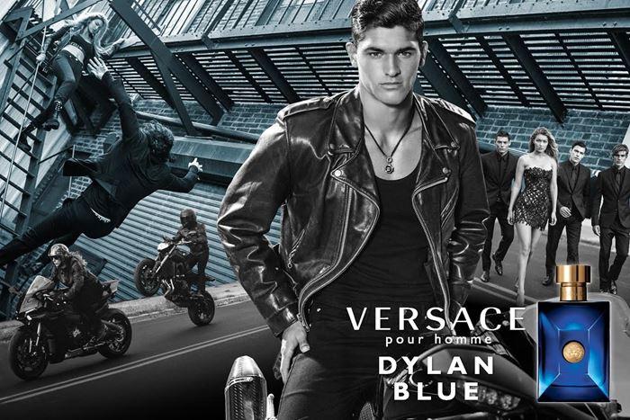 Мужской аромат Versace Dylan Blue (1)