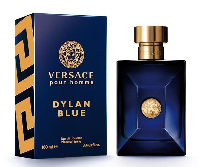 Мужской аромат Versace Dylan Blue (2)