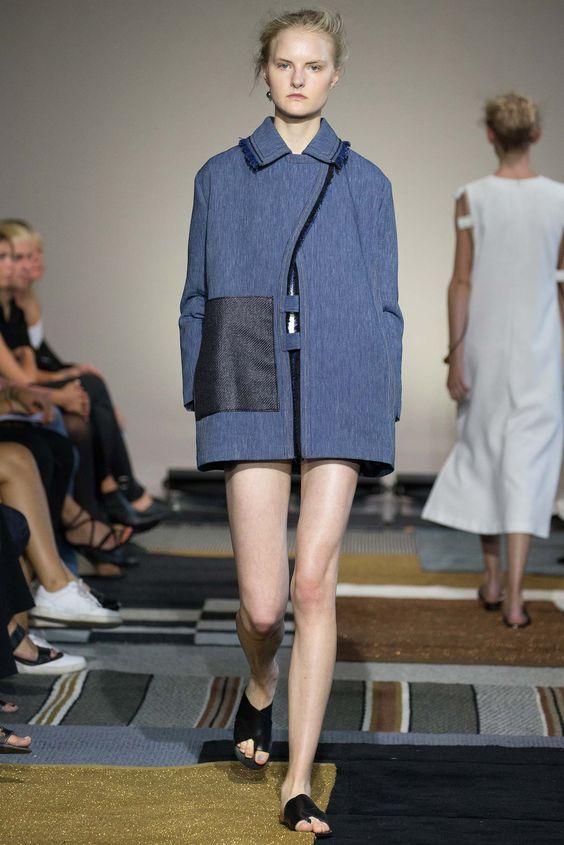 Женские джинсовые пальто 2016-2017 (3)