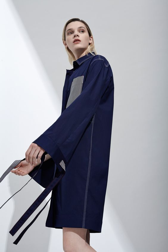 Женские джинсовые пальто 2016-2017 (4)