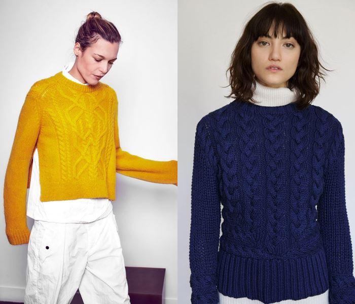 Модные Джемперы 2017